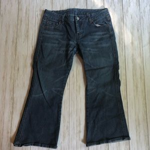 💚7 for all mankind cropped jeans